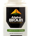 Alpha BRAIN mind supplement
