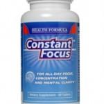 constant focus supplement