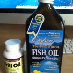 Omega-3 fatty acids reduce inflammation